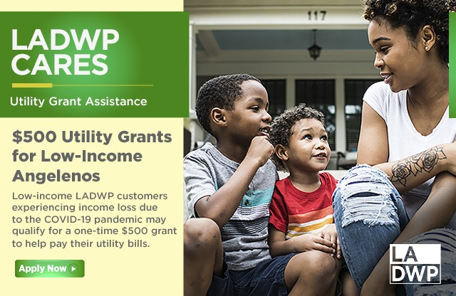 LADWP Cares Utility Grant Assistance